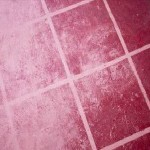 grout sanded